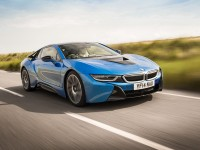 BMW i8 Crowned UK Car of the Year 2015