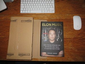 New Elon Musk Biography Has Arrived