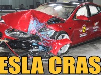 Euro NCAP Crash Test of a Tesla Model S