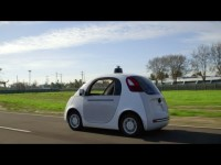 Google's Driverless Electric Cars Hit The Road